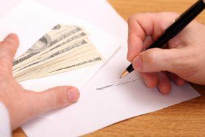 Как заполнить платежку на алименты