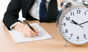 Пример обозначения декретного отпуска по уходу за ребенком в табеле учета рабочего времени