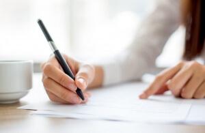 Образец написания заявления на отпуск по уходу за ребенком до 3 лет  - как и когда писать?