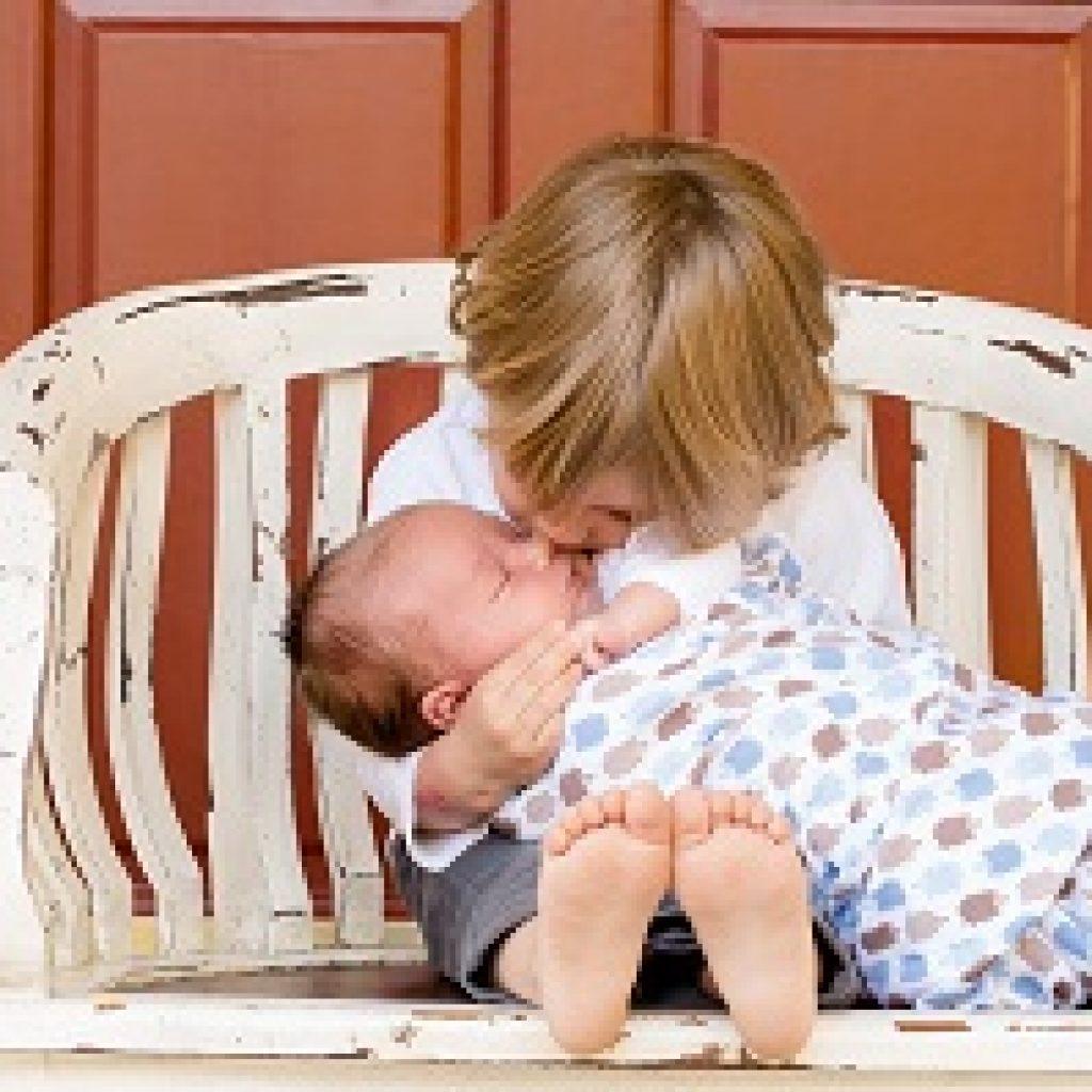 Пособие по уходу за вторым ребнком