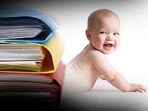 Как правильно оформить приказ о предоставлении отпуска по уходу за ребенком до 1.5 лет   образец для скачивания