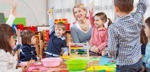 Сколько длится отпуск у воспитателя детского сада